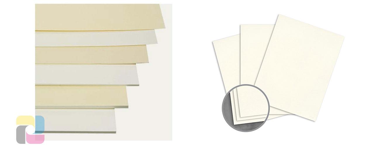 Phân loại giấy ivory